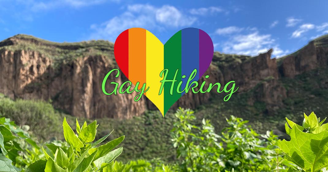 gay hiking on gran canaria