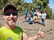 hiking on gran canaria with hikingworld to the best places on our island