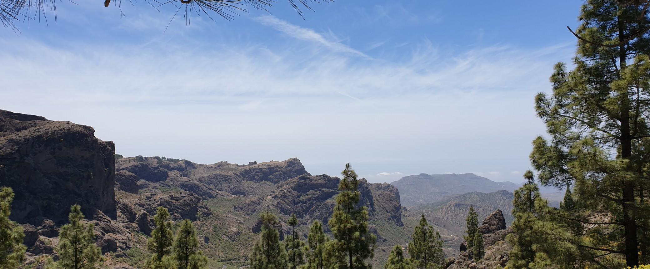 Roque Nublo Gran Canaria Hiking world tour